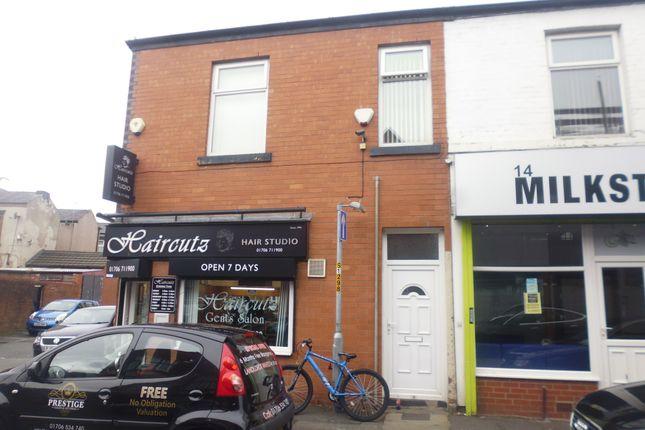 Thumbnail Flat to rent in Milkstone Road, Deeplish