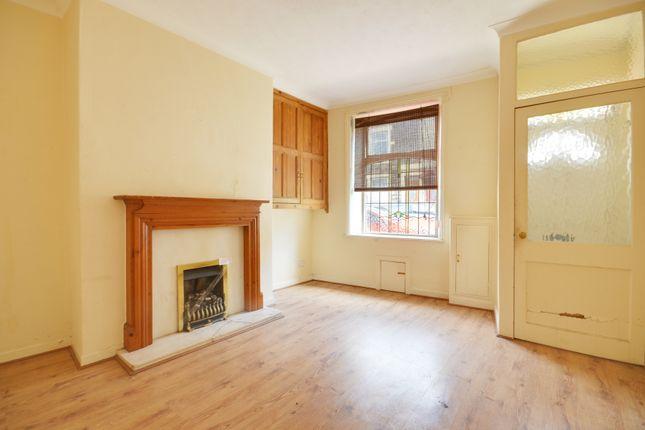 Living Room of Sudellside Street, Darwen BB3
