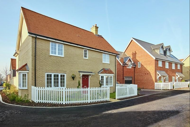 Thumbnail Detached house for sale in The Chelmer, Little Hollows, Hollow Lane, Nr Chignal Smealy, Chelmsford, Essex