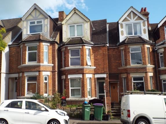 Thumbnail Terraced house for sale in Canterbury Road, Folkestone, Kent, England