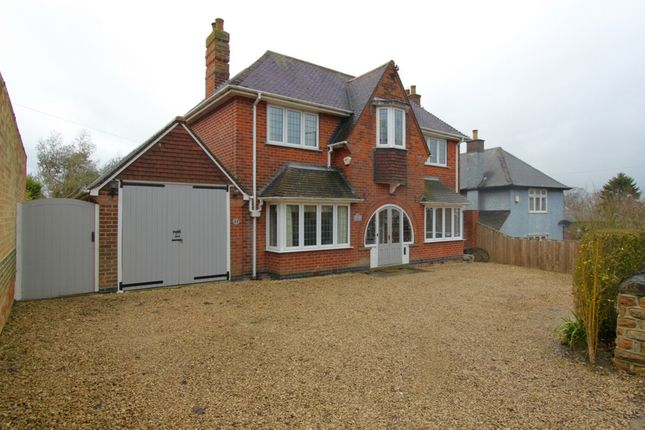 Thumbnail Detached house for sale in Wharncliffe Road, Ilkeston