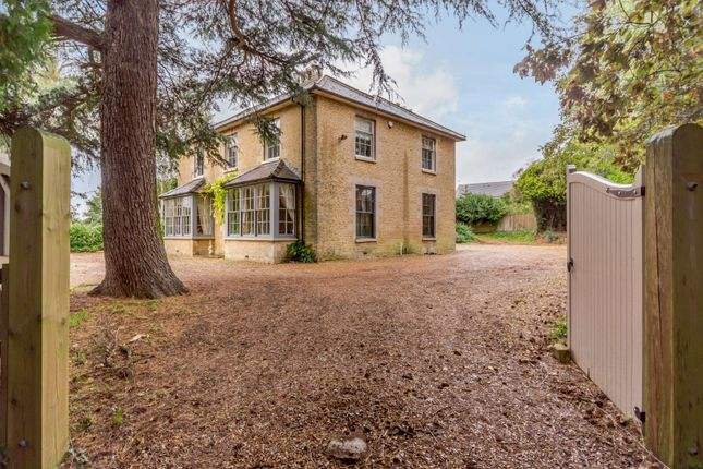 Thumbnail Property for sale in The Manor, Wittering, Peterborough