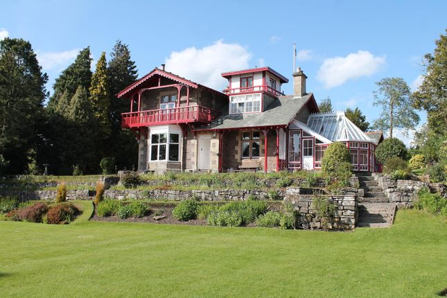 Thumbnail Property for sale in Castle Park House, Lanark