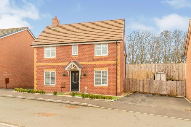 Thumbnail Detached house for sale in Henderson Road, Warwick, Warwickshire