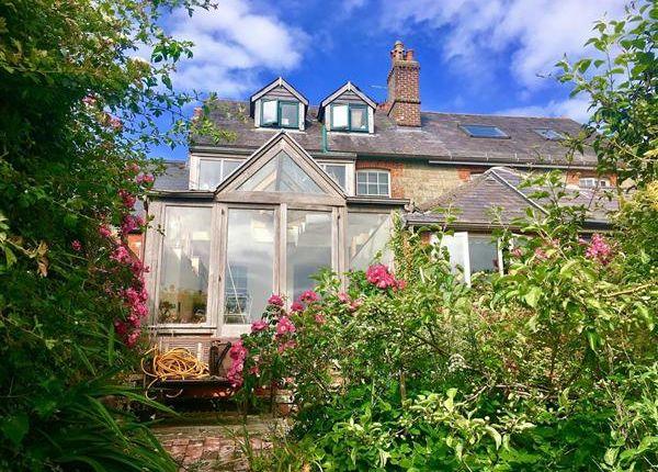 Thumbnail Terraced house for sale in Salisbury Street, Shaftesbury
