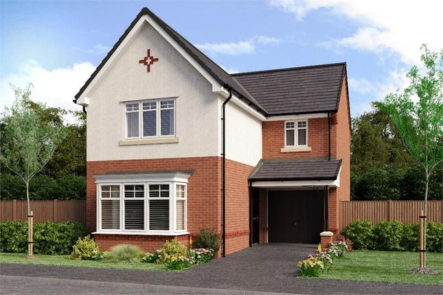 "Thumbnail Detached house for sale in ""The Orwell"" at Off Success Road, Houghton Le Spring"