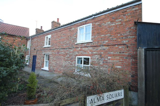 Thumbnail Cottage for sale in Alma Square, Hunmanby