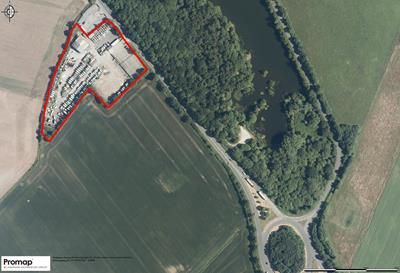 Thumbnail Land for sale in Open Storage/Development Site, A57, Worksop