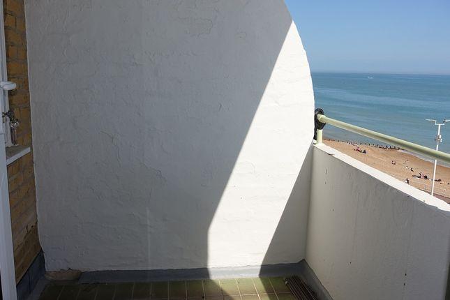 Balcony of Marine Court, St Leonards On Sea TN38