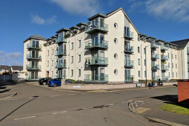 Thumbnail Flat to rent in Dalhousie Court, Carnoustie, Dundee