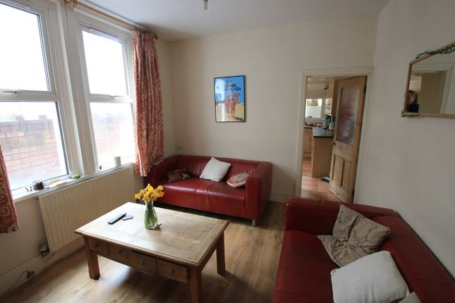 Thumbnail Terraced house to rent in Heathfield Road, Cardiff