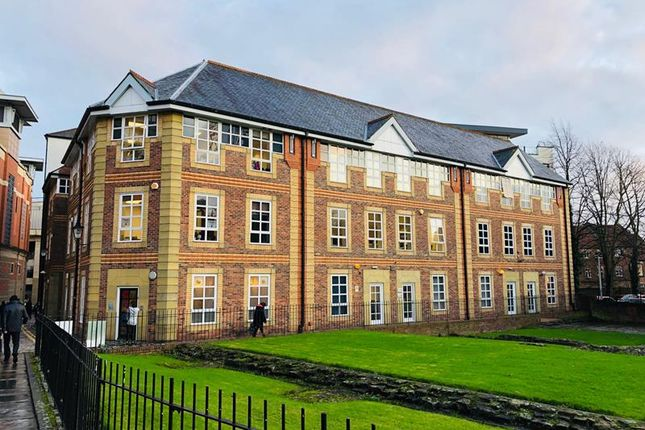 Office to let in First Floor, Blackfirars Court, Dispensary Lane, Newcastle Upon Tyne, Tyne & Wear