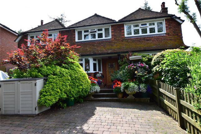 Thumbnail Terraced house for sale in Homefield Road, Chorleywood, Hertfordshire