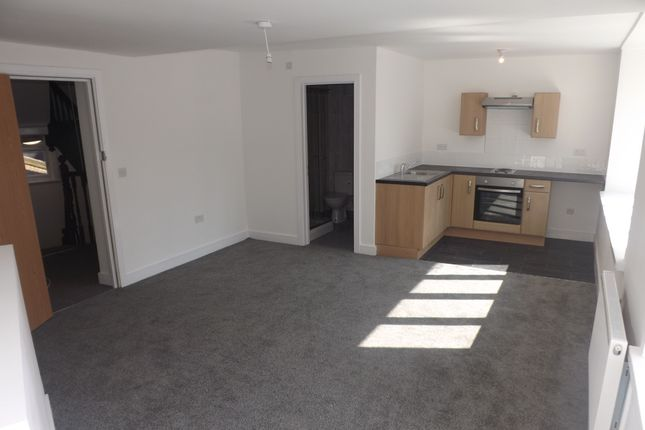 Studio to rent in St. Pauls Road, Southsea