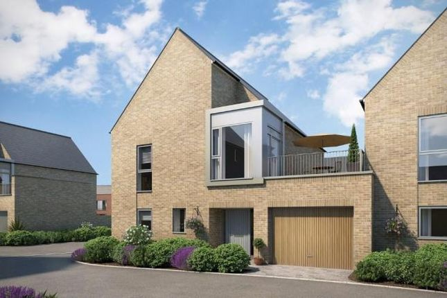 Thumbnail Link-detached house for sale in Beaulieu Chase, Centenary Way, Off White Hart Lane, Chelmsford, Essex