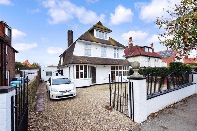 Thumbnail Detached house for sale in Devonshire Gardens, Cliftonville, Margate, Kent