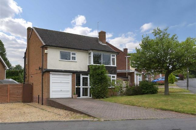 Thumbnail Detached house for sale in Lawnswood Avenue, Wordsley, Stourbridge