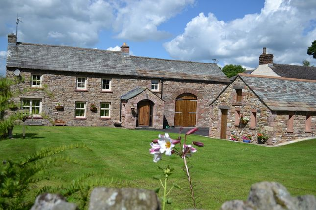 Thumbnail Detached house for sale in Great Musgrave, Kirkby Stephen, Cumbria