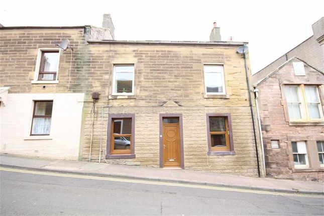 Thumbnail Flat for sale in Home Street, Eyemouth, Berwickshire