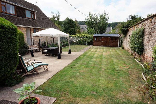 Rear Garden of Dinder, Wells BA5