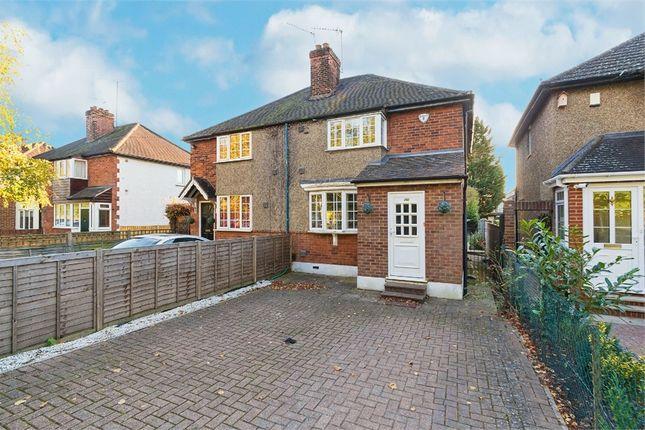 Thumbnail Semi-detached house to rent in Horton Road, Datchet, Berkshire