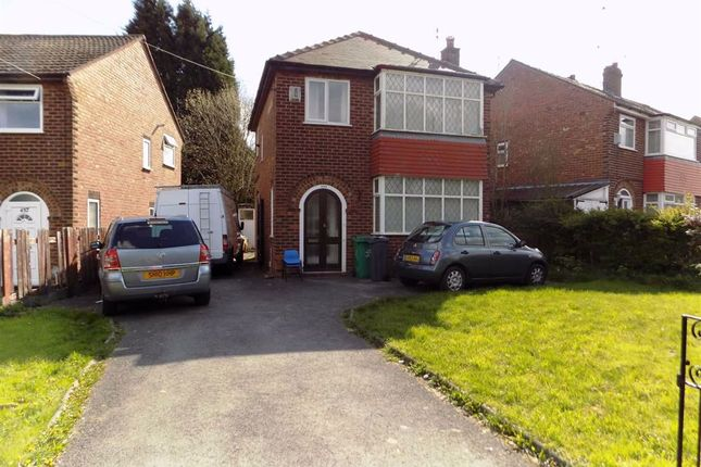 Detached house for sale in Abbey Hey Lane, Abbey Hey, Manchester