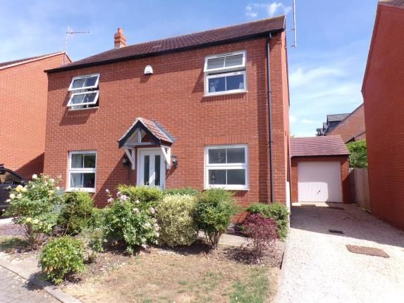 Thumbnail Detached house for sale in David Way, Stratford-Upon-Avon