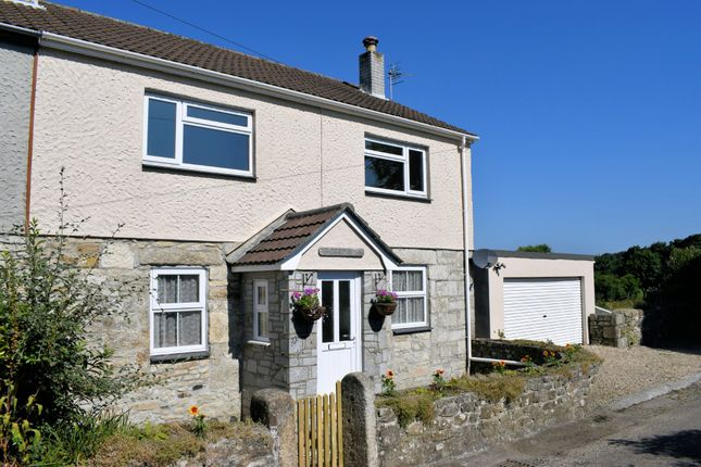 Thumbnail Cottage for sale in Polladras, Breage, Helston