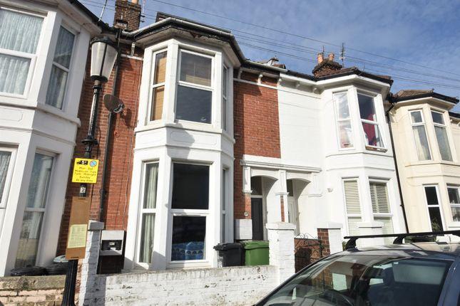 Thumbnail Flat to rent in Inglis Road, Southsea