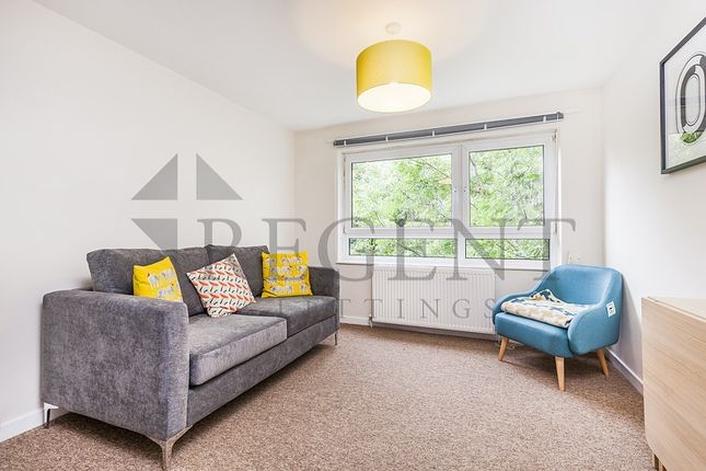 Thumbnail Flat to rent in East Hill, London