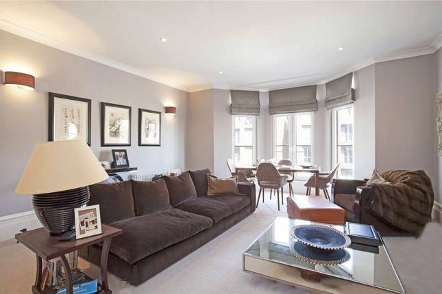 Thumbnail Flat for sale in Burgess Park Mansions, Fortune Green Road