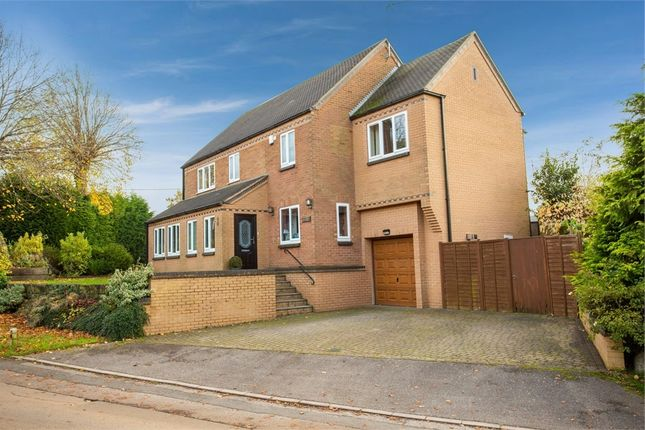 Thumbnail Detached house for sale in Gynwell, Naseby, Northampton