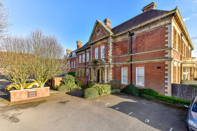 Thumbnail Flat for sale in Park House, Park Drive, Market Harborough