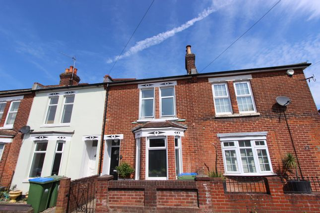 Thumbnail Terraced house for sale in Grove Road, Southampton