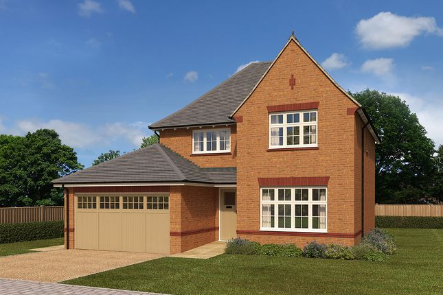 Thumbnail Detached house for sale in Saxon Gardens, Low Street, Sherburn In Elme, North Yorkshire