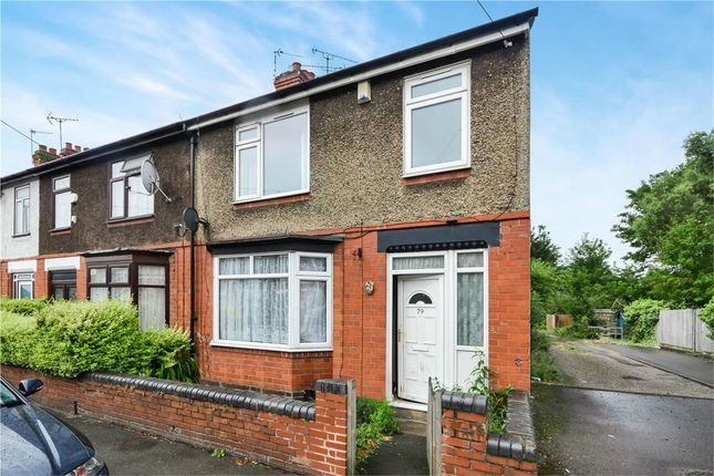 End terrace house for sale in Shakespeare Street, Stoke, Coventry