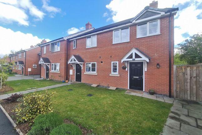 Thumbnail Terraced house for sale in Burridge Place Llewellyn Road, Leamington Spa