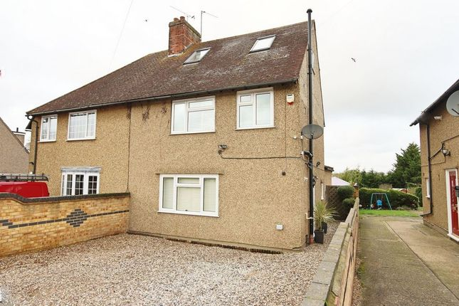 Thumbnail Semi-detached house for sale in Long Green, Nazeing, Essex.