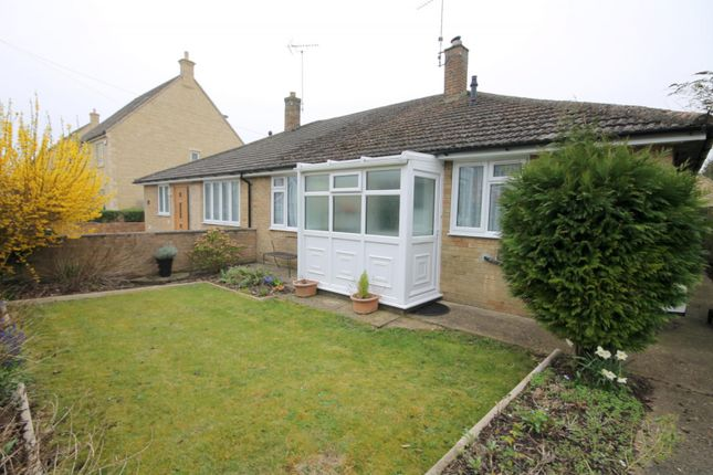 Thumbnail Bungalow to rent in Little Casterton Road, Stamford