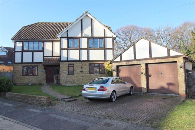 Thumbnail Detached house for sale in Donet Close, Rainham, Kent.