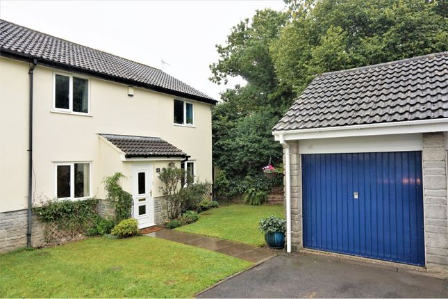 Thumbnail Semi-detached house for sale in Woolms Meadow, Ivybridge