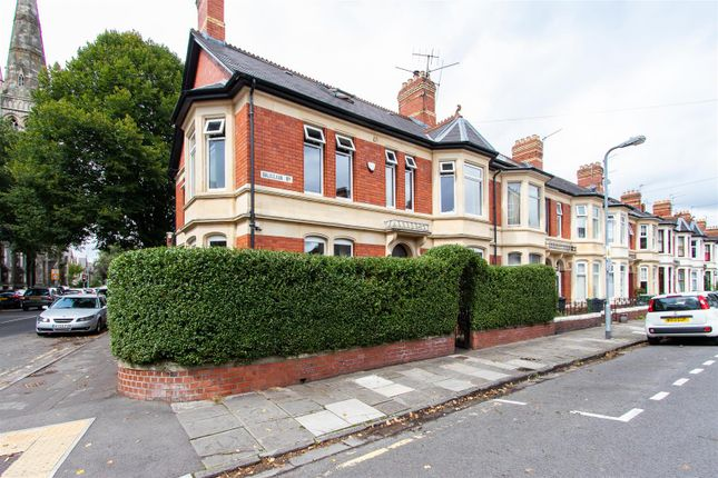 End terrace house for sale in Balaclava Road, Roath, Cardiff