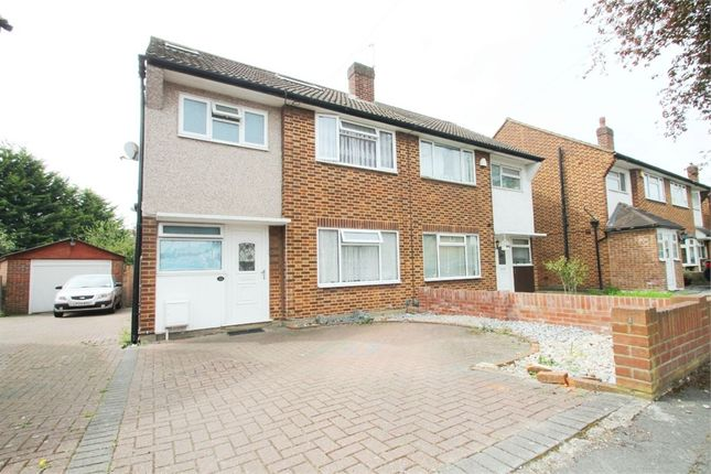 Thumbnail Semi-detached house for sale in Firs Park Gardens, London