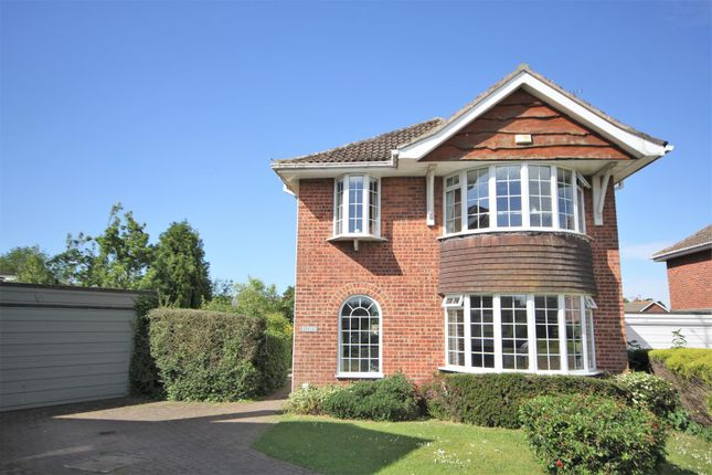 Thumbnail Detached house for sale in Ox Calder Close, Dunnington, York