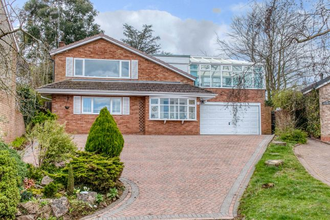 Thumbnail Detached house for sale in Westfields, Catshill, Bromsgrove