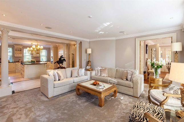 Family Room of Carrwood, Hale Barns, Altrincham WA15