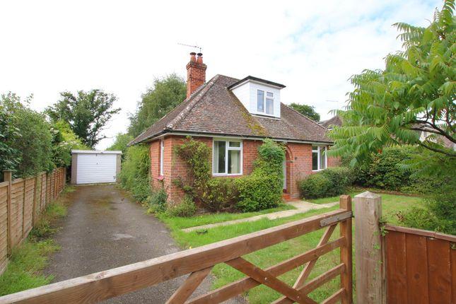 Thumbnail Detached bungalow for sale in Balmer Lawn Road, Brockenhurst, Hampshire