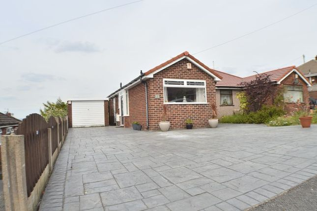 Thumbnail Semi-detached bungalow to rent in Brabyns Road, Hyde