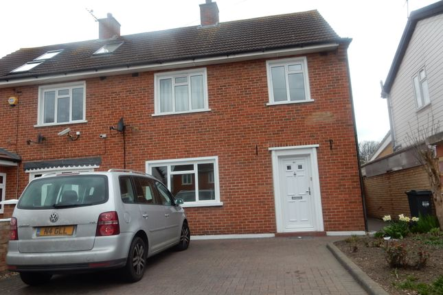 Thumbnail Semi-detached house to rent in Stansfield Road, Hounslow