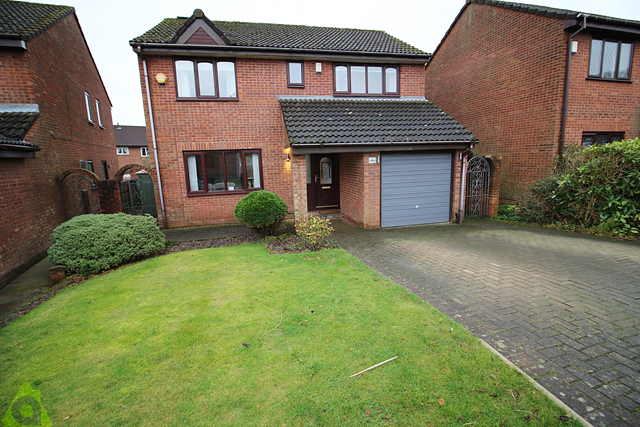 Front Aspect of Churnet Close, Westhoughton BL5